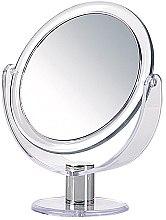 Parfüm, Parfüméria, kozmetikum Asztali tükör, kétoldalas, 17 cm - Donegal Mirror