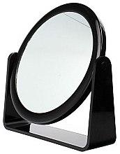 Parfüm, Parfüméria, kozmetikum Kétoldalas kozmetikai tükör , 85055, fekete - Top Choice