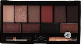 Parfüm, Parfüméria, kozmetikum Szemhéjfesték paletta - MUA Elysium Eyeshadow Palette
