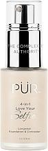 Parfüm, Parfüméria, kozmetikum Alapozó - Pur 4-in-1 Love Your Selfie Longwear Foundation & Concealer