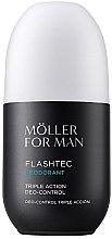 Parfüm, Parfüméria, kozmetikum Dezodor - Anne Moller Flashtec Triple Action Deo Control