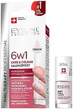 Parfüm, Parfüméria, kozmetikum Körömerősítő 6 az 1-ben - Eveline Cosmetics Nail Therapy Professional