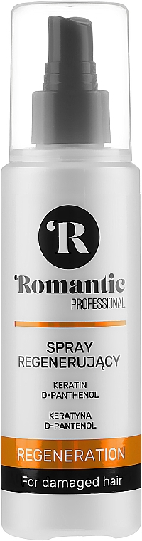 Helyreállító spray - Romantic Professional