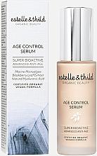 Parfüm, Parfüméria, kozmetikum Anti age arcszérum - Estelle & Thild Super Bioactive Age Control Serum