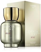 Parfüm, Parfüméria, kozmetikum Loewe Esencia Loewe Sport - Eau De Toilette