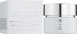 Parfüm, Parfüméria, kozmetikum Regeneráló hidratáló krém - La Biosthetique Methode Regenerante Menulphia Jeunesse Hydratante