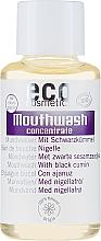"""Parfüm, Parfüméria, kozmetikum Szájvíz """"Fekete kömény"""" - Eco Cosmetics Mouthwash"""