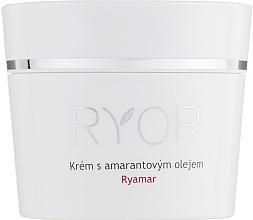 Parfüm, Parfüméria, kozmetikum Krém amaránt olajjal nagyon érzékeny bőrre - Ryor Ryamar