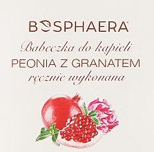 """Parfüm, Parfüméria, kozmetikum Fürdőbomba """"Bazsarózsa és gránátalma"""" - Bosphaera"""