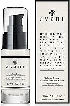 Parfüm, Parfüméria, kozmetikum Aktivátor szérum kollagénnel - Avant Collagen Intense Radiance Activator Serum