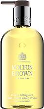 Parfüm, Parfüméria, kozmetikum Molton Brown Orange & Bergamot Fine Liquid Hand Wash - Krém-szappan