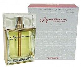 Parfüm, Parfüméria, kozmetikum Al Haramain Signature - Eau De Parfum