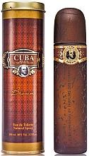 Parfüm, Parfüméria, kozmetikum Cuba Brown - Eau De Toilette