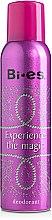 Parfüm, Parfüméria, kozmetikum Bi-Es Experience The Magic - Deo spray
