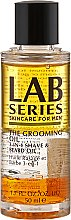 Parfüm, Parfüméria, kozmetikum Szakállápoló olaj - Lab Series The Grooming Oil 3-In-1 Shave & Beard Oil