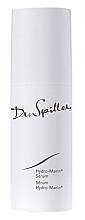 Parfüm, Parfüméria, kozmetikum Szérum vízhiányos, rugálmasságát elvesztett bőrre - Dr. Spiller Hydro-Marin Serum