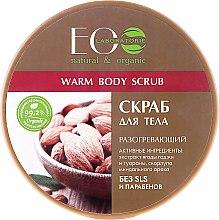 "Parfüm, Parfüméria, kozmetikum Testradír ""Melegítő"" - ECO Laboratorie Warm Body Scrub"