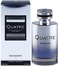 Parfüm, Parfüméria, kozmetikum Boucheron Quatre Boucheron Intense Pour Homme - Eau De Toilette