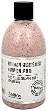 Parfüm, Parfüméria, kozmetikum Fürdőtej - Sefiros Body Peeling Cleansing Milk Pomegranate