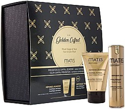 Parfüm, Parfüméria, kozmetikum Szett - Matis Golden Coffret (f/cr/50ml + eye/cr/15ml)