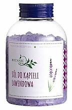 "Parfüm, Parfüméria, kozmetikum Fürdősó ""Levendula"" - Botanic Farm"