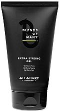 Parfüm, Parfüméria, kozmetikum Extra fixáló hajzselé - Alfaparf Milano Blends Of Many Extra Strong Gel