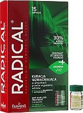 Parfüm, Parfüméria, kozmetikum Hajhullás elleni kúra elgyengült hajra - Farmona Radical Hair Loss