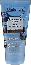 Parfüm, Parfüméria, kozmetikum Arctisztító mousse - Bielenda Blueberry C-Tox Face Mousse For Face Cleansing