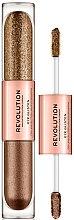 Parfüm, Parfüméria, kozmetikum Folyékony szemhéjfesték - Makeup Revolution Eye Glisten