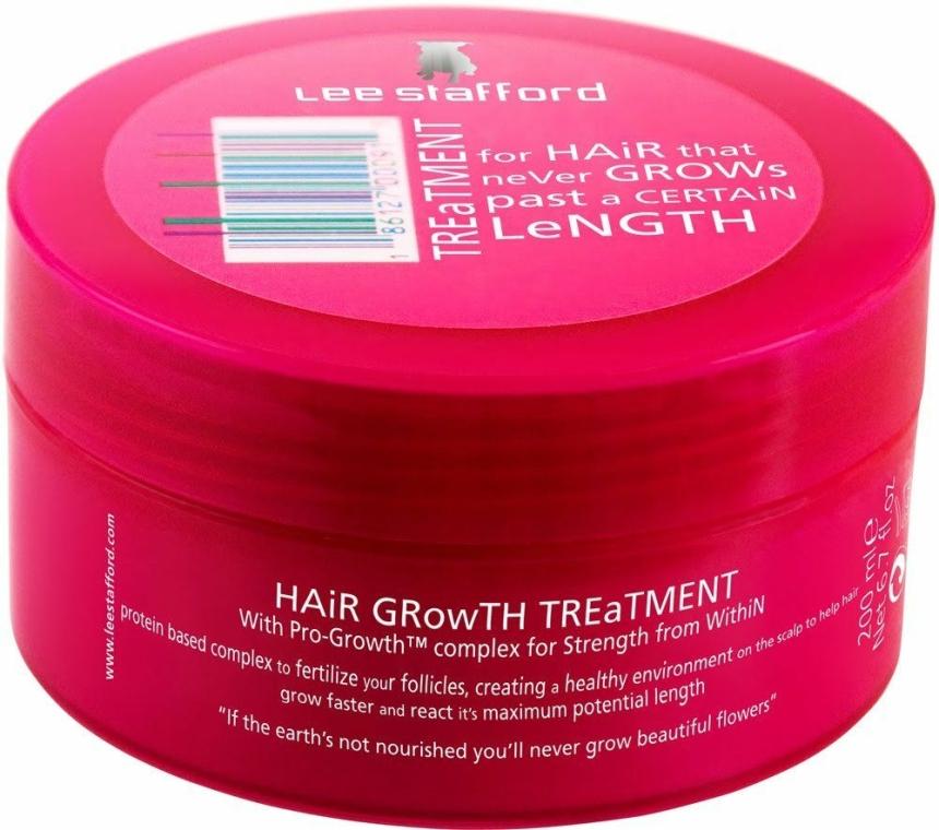 Hajnövesztő maszk - Lee Stafford Hair Growth Treatment — fotó N1