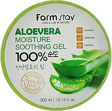 Parfüm, Parfüméria, kozmetikum Többfunkciós gél aloe verával - FarmStay Aloevera Moisture Soothing Gel