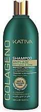 Parfüm, Parfüméria, kozmetikum Regeneráló kollagén tartalmú sampon - Kativa Colageno Shampoo