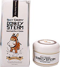 Parfüm, Parfüméria, kozmetikum Arckrém - Elizavecca Silky Creamy Donkey Steam Moisture Milky Cream