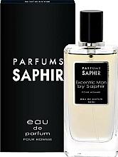 Parfüm, Parfüméria, kozmetikum Saphir Parfums Excentric Man - Eau De Parfum