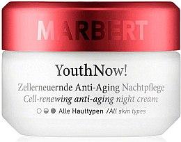 Parfüm, Parfüméria, kozmetikum Öregedésgátló éjszakai krém - Marbert YouthNow! Cell-Renewing Antiaging Night Care