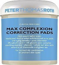 Parfüm, Parfüméria, kozmetikum Korrekciós korong - Peter Thomas Roth Max Complexion Correction Pads