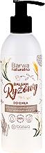 Parfüm, Parfüméria, kozmetikum Rízsbalzsam - Barwa Naturalna