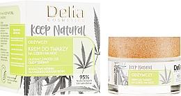 Parfüm, Parfüméria, kozmetikum Tápláló nappali és éjszakai krém, minden bőrtípusra - Delia Cosmetics Keep Natural Nourishing Cream