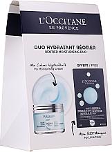 Parfüm, Parfüméria, kozmetikum Szett - L'Occitane Aqua Reotier (cr/50ml + mask/6ml)