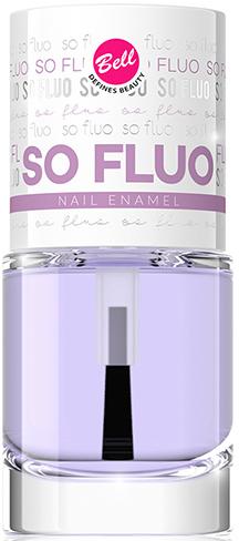 Fedőlakk - Bell So Fluo Nail Enamel