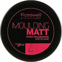 Parfüm, Parfüméria, kozmetikum Hajformázó paszta matt hatással - Kosswell Professional Dfine Moulding Matt 4
