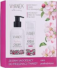Parfüm, Parfüméria, kozmetikum Készlet - Vianek (oil/150 ml + night/cream/50ml + mask/10ml)