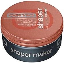 Parfüm, Parfüméria, kozmetikum Univerzális alakformáló krém-gél - Osmo Shaper Maker Hold Factor 3