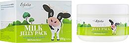 Parfüm, Parfüméria, kozmetikum Tejes lifting-maszk alakfelvevő memóriával - Esfolio Milk Shape Memory Jelly Pack