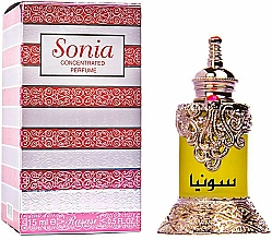 Parfüm, Parfüméria, kozmetikum Rasasi Sonia - Olajos parfüm
