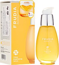 Parfüm, Parfüméria, kozmetikum Világosító arcszérum - Frudia Brightening Citrus Serum