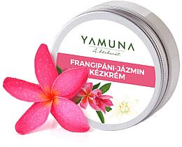"""Parfüm, Parfüméria, kozmetikum Kézkrém """"Frangipani-jázmin"""" - Yamuna Frangipani-Jasmine Hand Cream"""