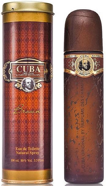 Cuba Brown - Eau De Toilette