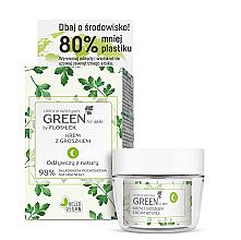 Parfüm, Parfüméria, kozmetikum Szett - Floslek Green For Skin (f/cr/50ml + jar)