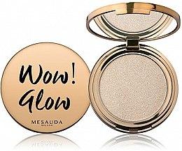 Parfüm, Parfüméria, kozmetikum Highlihter - Mesauda Milano Wow! Glow Compact Highlighter